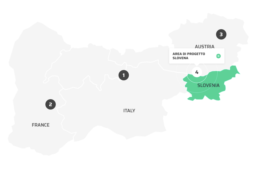 Slovenian Project Area
