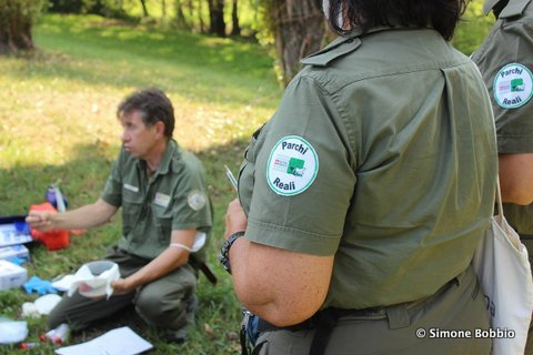 Avigliana, second training to new operators for national wolf monitoring in Piedmont - Life Wolfalps EU